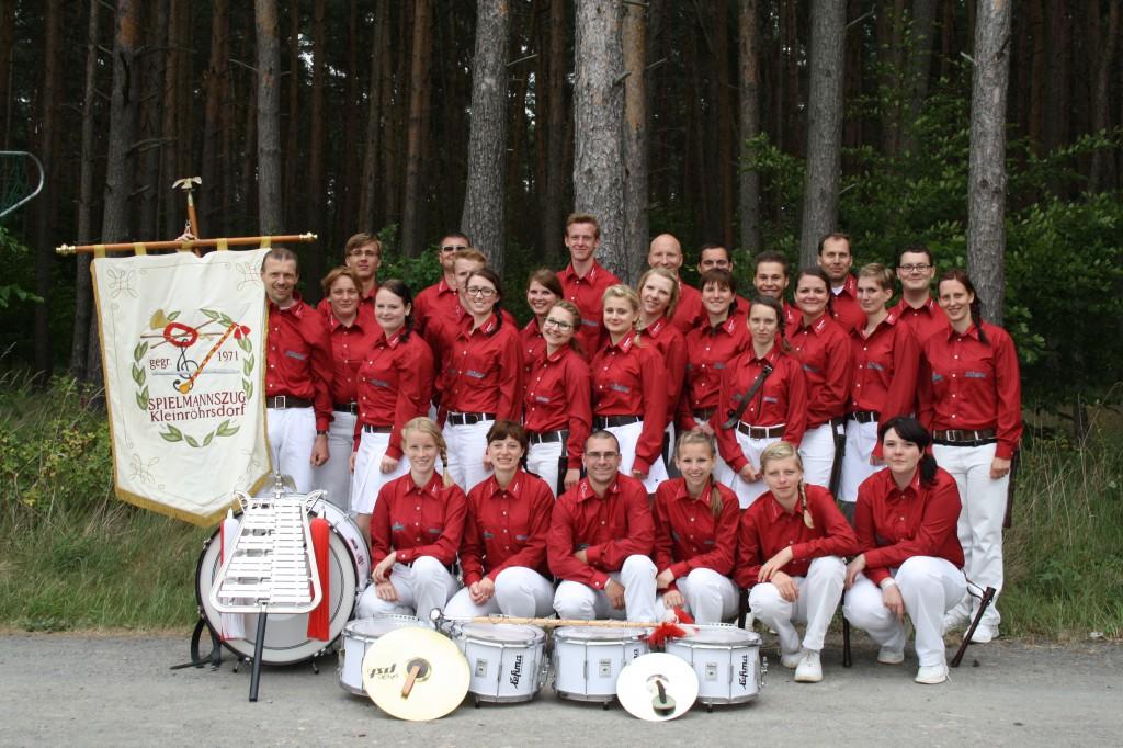 Sächsische Landesmeisterschaften der Spielleute in Zabeltitz
