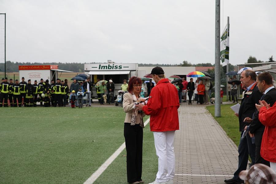 Bürgermeisterin Ternes