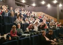 """""""Film ab"""" – unsere Nachwuchsweihnachtsfeier 2018"""