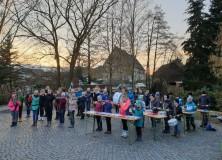 """""""Ohne Fleiß kein Preis"""" – Wintertrainingslager unseres Nachwuchses"""
