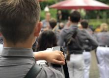 Freude schenken – Auftritt im Pro Seniore