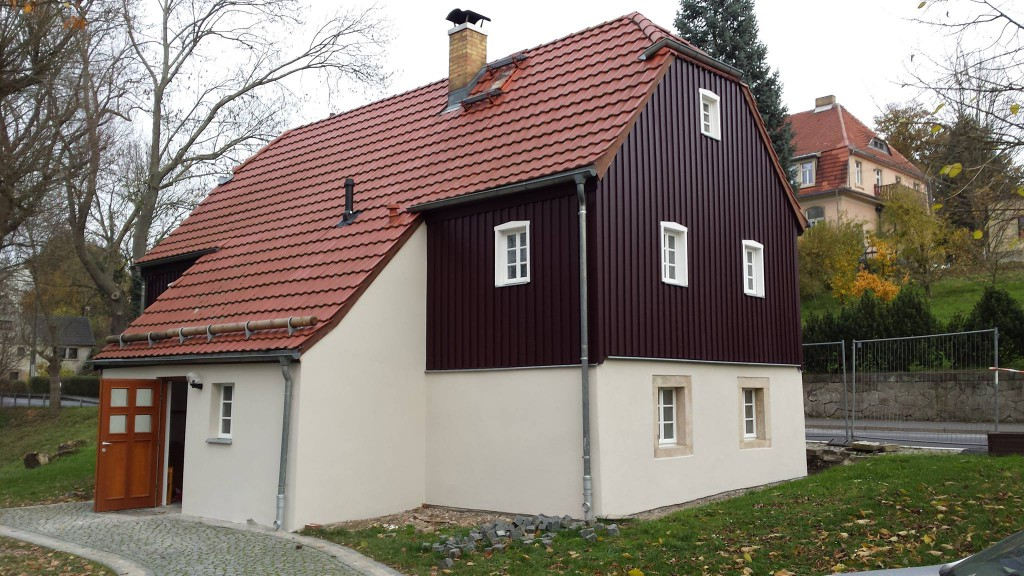 Vereinshaus Spielmannszug Kleinröhrsdorf
