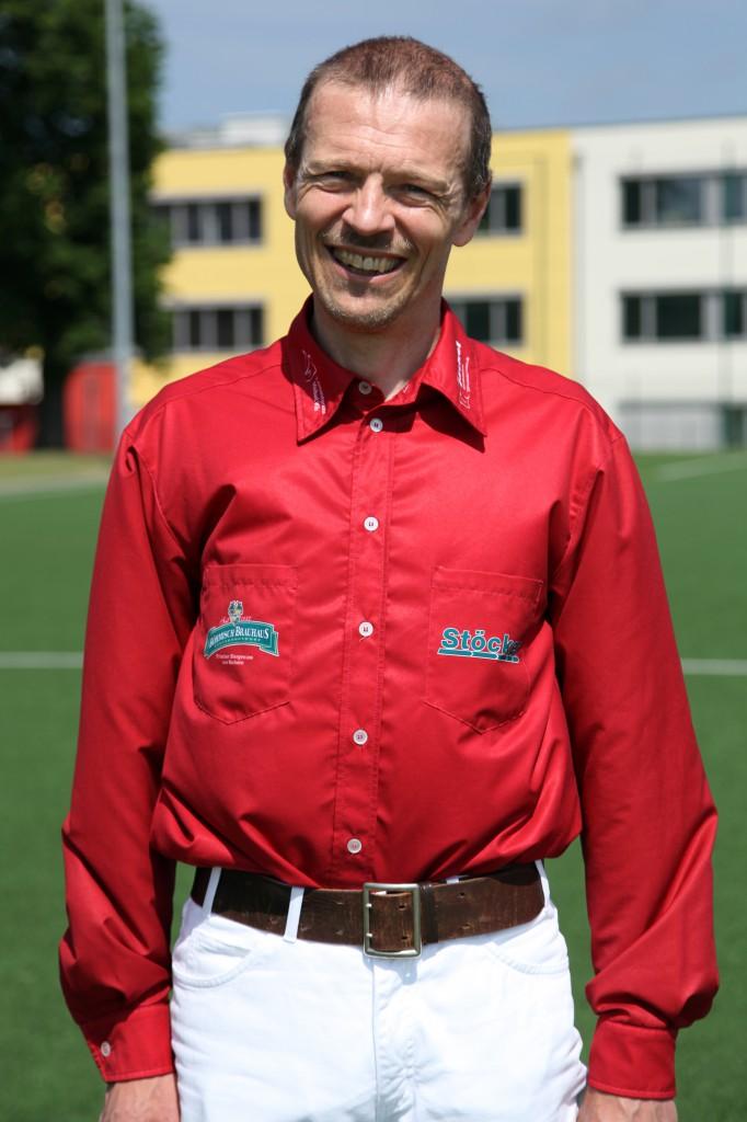 Kai Runge (aus Sachsen) - Vereinsvorsitzender Spielmannszug Kleinröhrsdorf